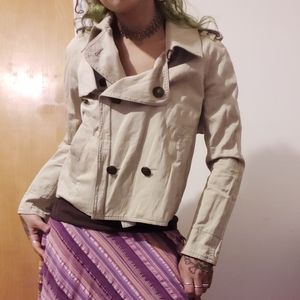 Juicy Couture UNDERCOVER FASHIONISTA Trenchcoat *S